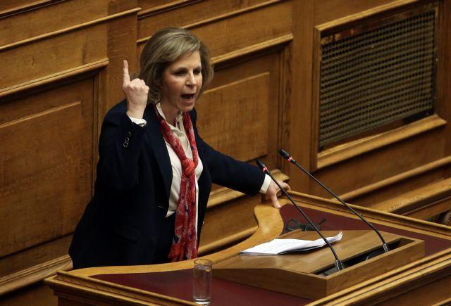 «Παύση εργασιών» στην Εξεταστική για την Υγεία καταγγέλλει η Χριστοφιλοπούλου | tovima.gr