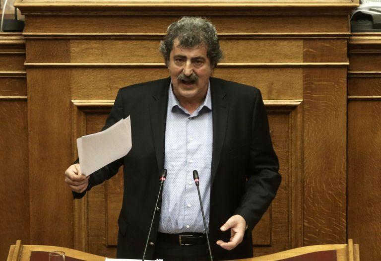 Πολάκης: Προκλητικός και αδιάλλακτος στην απάντησή του για την ασέβεια προς τους νεκρούς της φονικής πυρκαγιάς | tovima.gr