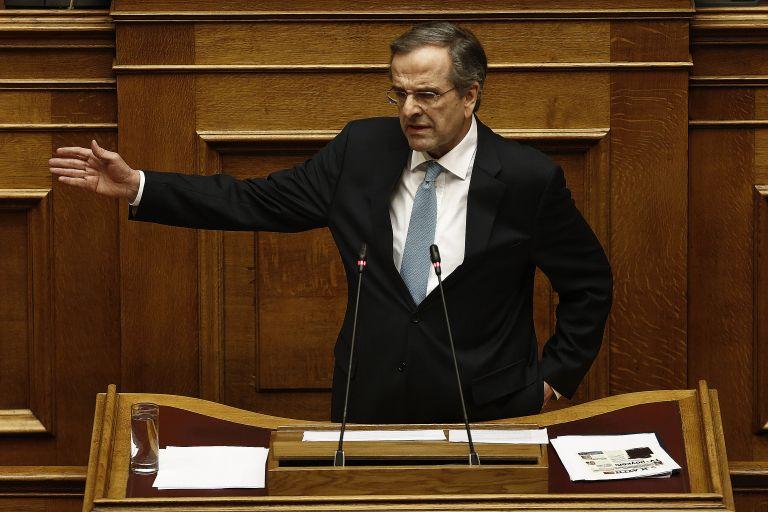 Novartis – Σαμαράς σε κυβέρνηση: Θα σας στείλω στο Ειδικό Δικαστήριο | tovima.gr