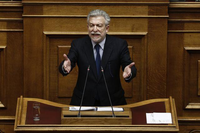 Κοντονής: Σε παραλήρημα ο Σαμαράς ή αναδεικνύει εσωτερικό πρόβλημα της ΝΔ; | tovima.gr
