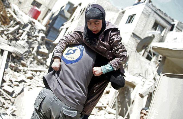 Συρία: 13 νεκροί από βομβαρδισμούς στην ανατολική Γούτα | tovima.gr