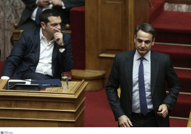 Μητσοτάκης: Δεν θα επιτρέψω στον κ. Τσίπρα να βουλιάξει τη χώρα   tovima.gr