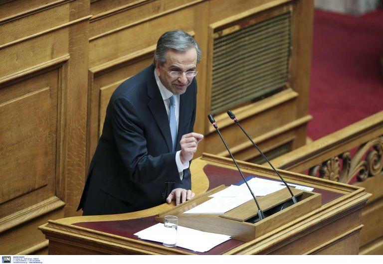 Novartis letters to ex-PM Samaras sent to parliament | tovima.gr