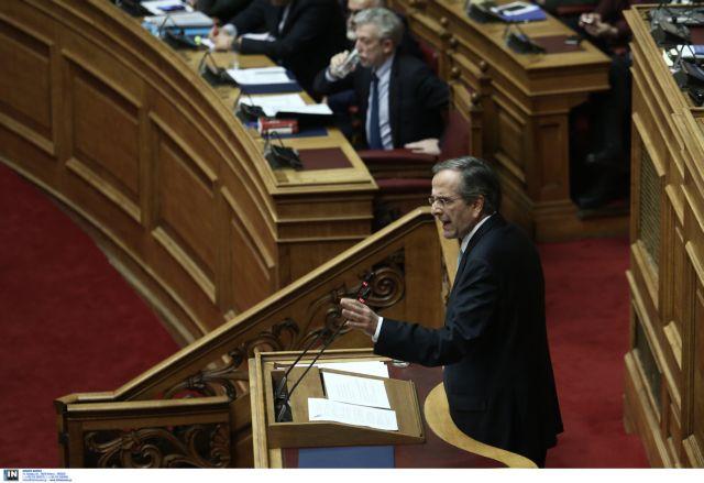 Απαντήσεις από την κυβέρνηση ζητούν συνεργάτες του Σαμαρά για Novartis | tovima.gr