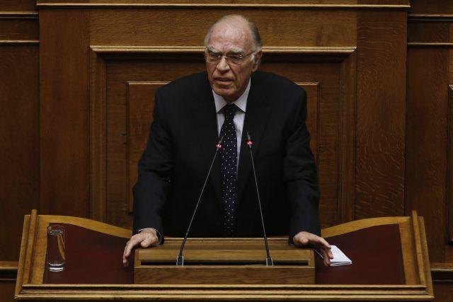 Λεβέντης: Κακώς συμπεριλήφθησαν τα ονόματα δύο πρώην πρωθυπουργών | tovima.gr