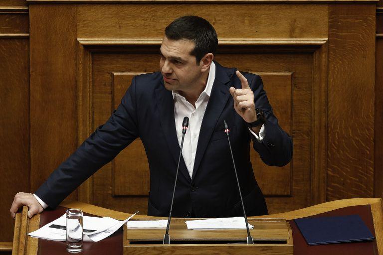 Τσίπρας: Δεν έχετε το θάρρος να αναλάβετε ούτε την πολιτική ευθύνη για το σκάνδαλο Novartis | tovima.gr