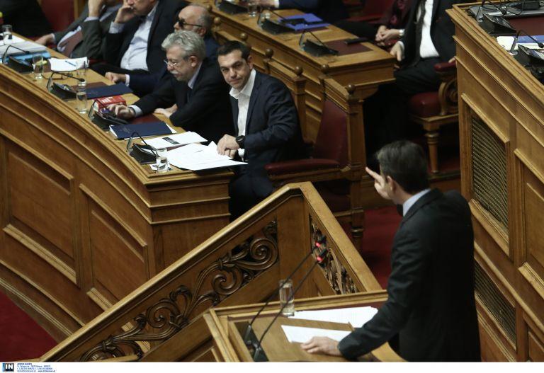 Μητσοτάκης: Ο κ. Τσίπρας περιφρόνησε τον ελληνικό λαό – Τον καλώ να μην υπογράψει | tovima.gr