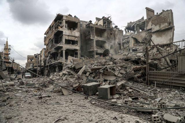 Νέο κύμα βομβαρδισμών στη Γούτα – Για έκτη μέρα | tovima.gr