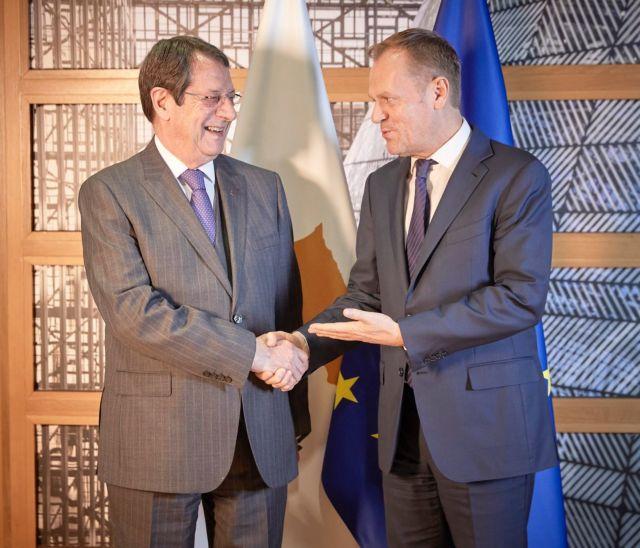 Τουσκ για κυπριακή ΑΟΖ: Να υπάρξει αντίδραση από την ΕΕ | tovima.gr