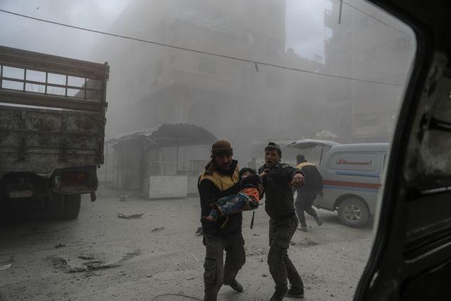 ΟΗΕ: Ψηφοφορία για ανακωχή στη Συρία | tovima.gr