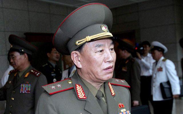 Στρατηγός της Β. Κορέας προκαλεί αντιδράσεις στην τελετή λήξης της Χειμερινής Ολυμπιάδας | tovima.gr