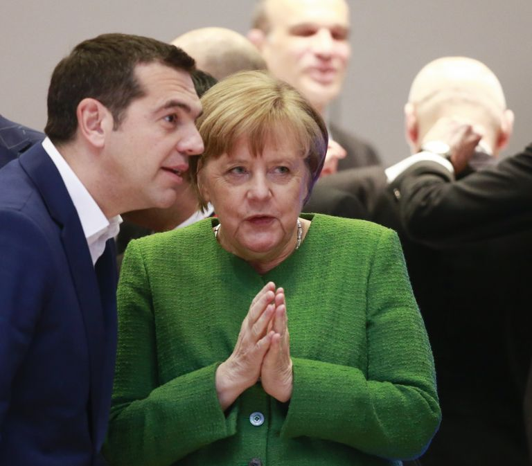 FT: Tsipras ready for migration agreement with Merkel | tovima.gr