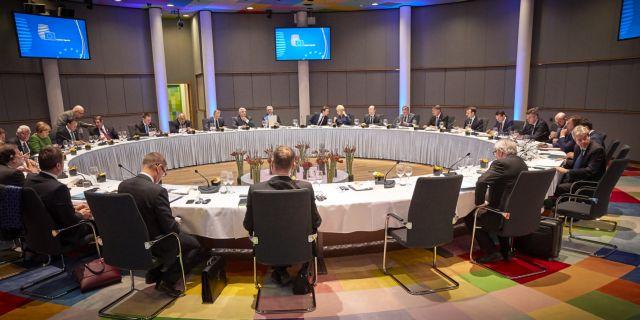 Βρυξέλλες: Τουρκία και δασμοί Τραμπ στο επίκεντρο της Συνόδου Κορυφής   tovima.gr