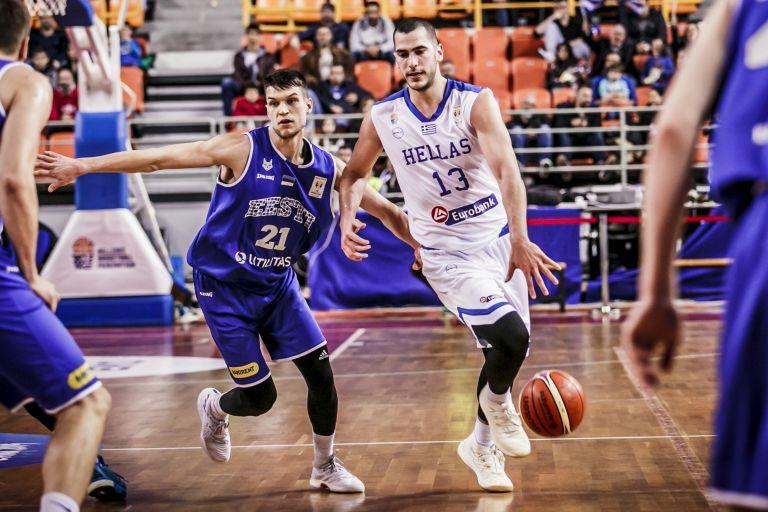 Μπάσκετ: Ελλάδα – Εσθονία 87 – 75 | tovima.gr