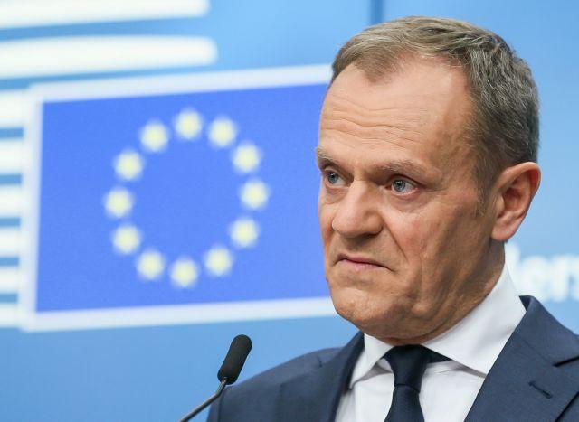 Ο Τουσκ προειδοποιεί για «σκληρά σύνορα» στην Ιρλανδία μετά το Brexit | tovima.gr