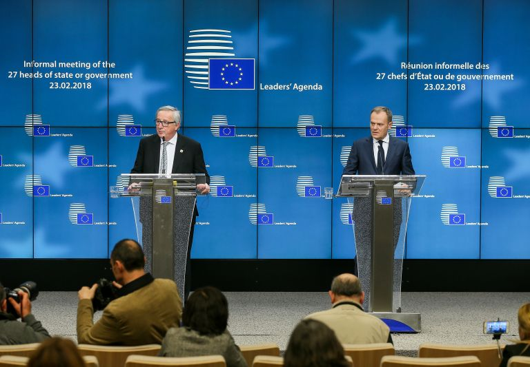 Αυστηρό μήνυμα ΕΕ προς Τουρκία για Αιγαίο και κυπριακή ΑΟΖ | tovima.gr
