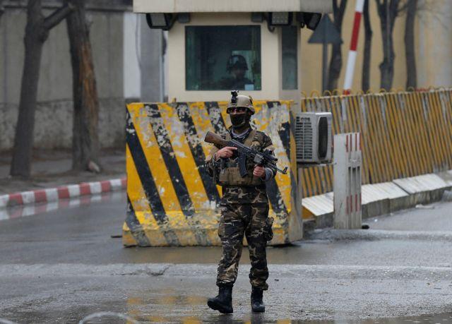 Αφγανιστάν: Συνελήφθη γερμανός «στρατιωτικός σύμβουλος» των Ταλιμπάν | tovima.gr