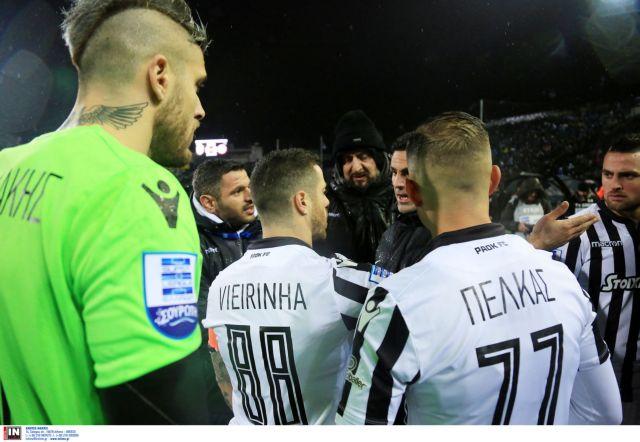 Ο Βιεϊρίνια σκέφτεται να φύγει από τον ΠΑΟΚ   tovima.gr
