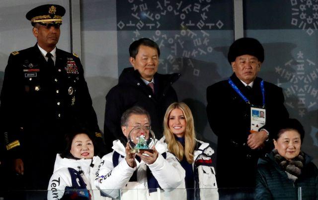 Η Ολυμπιακή εκεχειρία δεν σημαίνει ειρήνευση στην Κορεατική Χερσόνησο   tovima.gr