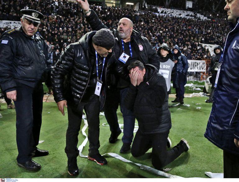 Μηδενισμός και αφαίρεση τριών βαθμών η τιμωρία στον ΠΑΟΚ | tovima.gr