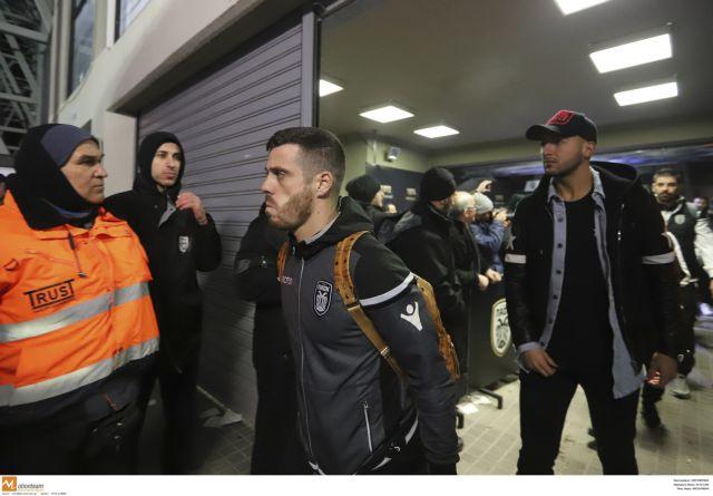 Αποχώρησαν οι παίκτες του ΠΑΟΚ και του Ολυμπιακού από την Τούμπα | tovima.gr