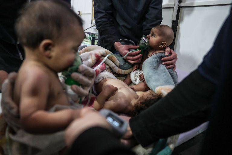 Πούτιν: Διέταξε «ανθρωπιστική παύση» συγκρούσεων στην αν. Γούτα | tovima.gr