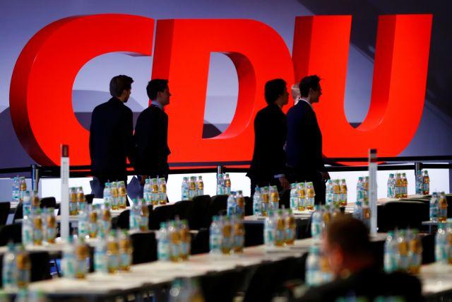 Γερμανία: Το CDU εγκρίνει τον νέο κυβερνητικό συνασπισμό με το SPD | tovima.gr