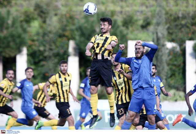 Football League: Ορθιος με δέκα παίκτες ο Εργοτέλης στο «Ελ Πάσο» | tovima.gr