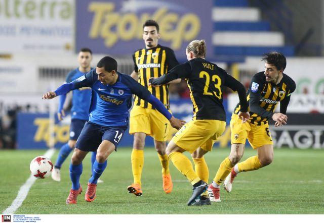 AEK: Σιμόες και Χουλτ έτοιμοι για τον «τελικό» με ΠΑΟΚ   tovima.gr