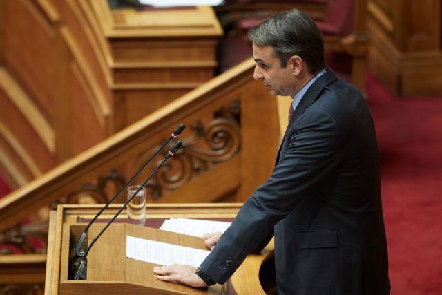 «Πολύ ενοχλημένος» με τις δηλώσεις Δαβάκη ο Κ. Μητσοτάκης   tovima.gr