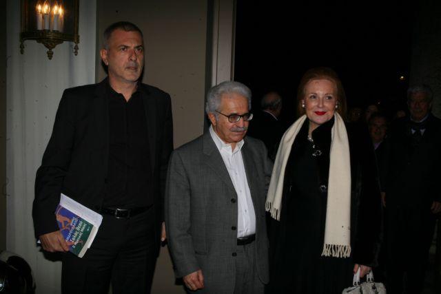 Ο Πειραιάς τίμησε τον Μίκη Θεοδωράκη με εκδήλωση στο Δημοτικό Θέατρο | tovima.gr