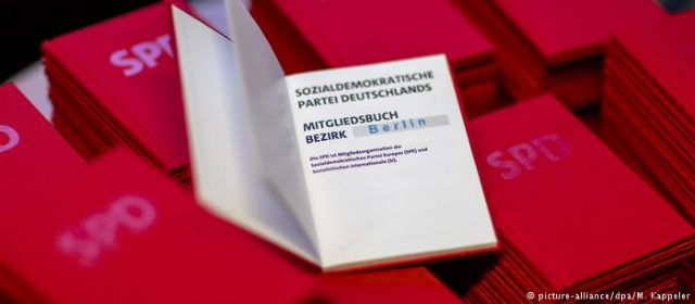 Γερμανία: Περιμένοντας το SPD για τον μεγάλο συνασπισμό   tovima.gr
