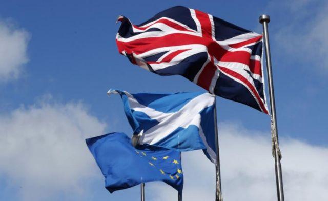 Σκωτία: Δεν συναινεί στο νομοσχέδιο για το Brexit | tovima.gr