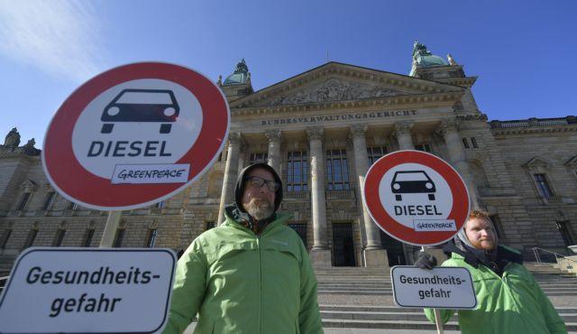 Η Μέρκελ απορρίπτει την απαγόρευση κυκλοφορίας ντίζελ οχημάτων | tovima.gr