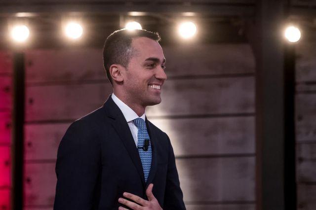 Ιταλία – Λουίτζι Ντι Μάιο: «Αρχίζει νέα περίοδος αβασίλευτης Δημοκρατίας» | tovima.gr