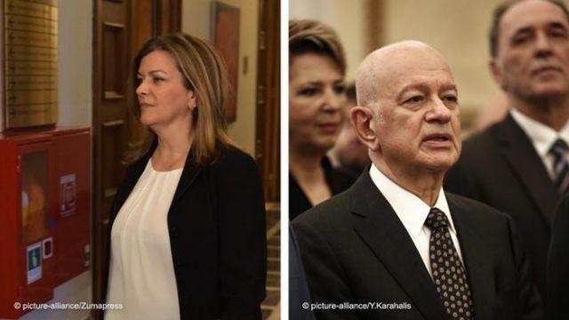 DW: Παπαδημητρίου-Αντωνοπούλου: «Ένα σκανδαλάκι με επιπτώσεις»   tovima.gr