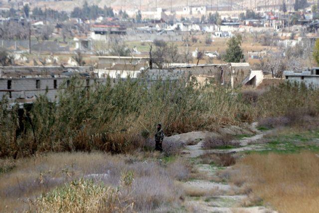 Συρία: Ρωσικές καταγγελίες για πλήρη κάλυψη των ανταρτών από τις ΗΠΑ   tovima.gr