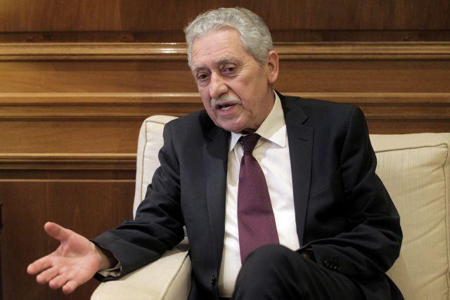 Κουβέλης: Παραβίαση των ανθρωπίνων δικαιωμάτων από την Τουρκία η κράτηση των στρατιωτικών | tovima.gr