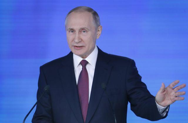 Δήλωση ότι θέλει να μειώσει στο μισό το «απαράδεκτο» ποσοστό της φτώχειας  στη Ρωσία μέσα στα έξι επόμενα χρόνια 4de550a4f10