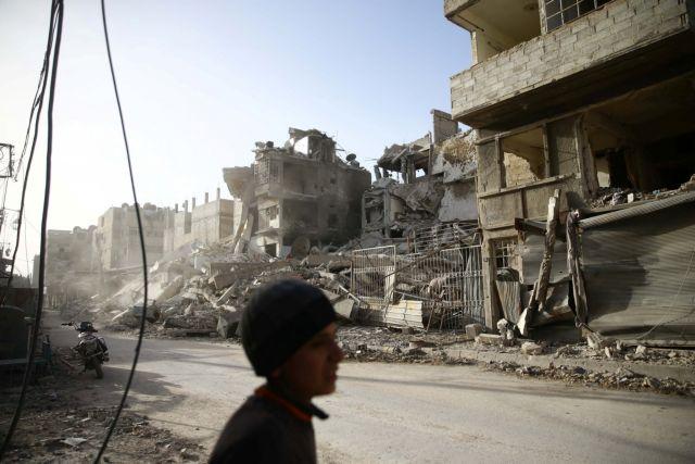 Συρία: Ανακτήθηκε ο έλεγχος του 10% της ανταρτοκρατούμενης Γκούτα | tovima.gr