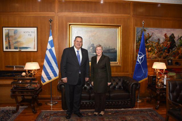 Καμμένος: Επικίνδυνες συμπεριφορές δυναμιτίζουν την ενότητα του ΝΑΤΟ | tovima.gr