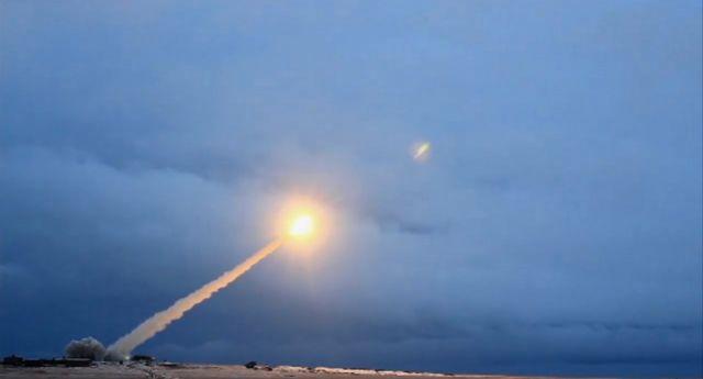 Η Ρωσία εκτόξευσε τον βαλλιστικό πύραυλο Iskander-M | tovima.gr