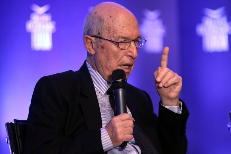 Simitis addresses post-bailout challenges in To Vima Op-Ed | tovima.gr