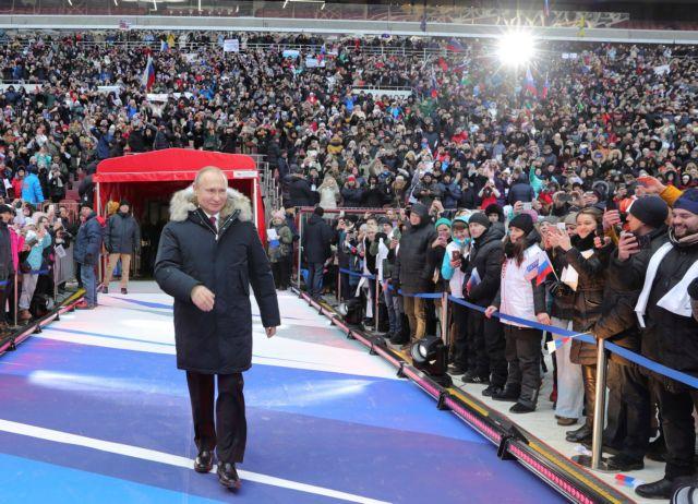 Ο Πούτιν και «το ζήτημα του 2024», της επόμενης εκλογικής αναμέτρησης   tovima.gr