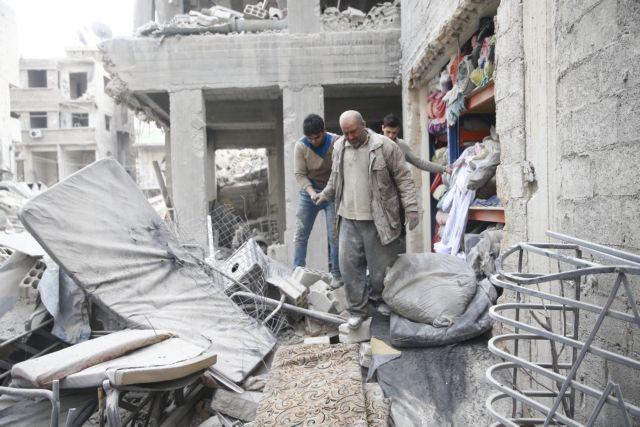 Συρία: Στα χέρια του Ασαντ το 25% της Γούτας | tovima.gr