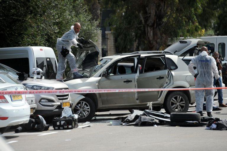Ισραήλ: Αυτοκίνητο παρέσυρε στρατιώτες και αστυνομικό | tovima.gr