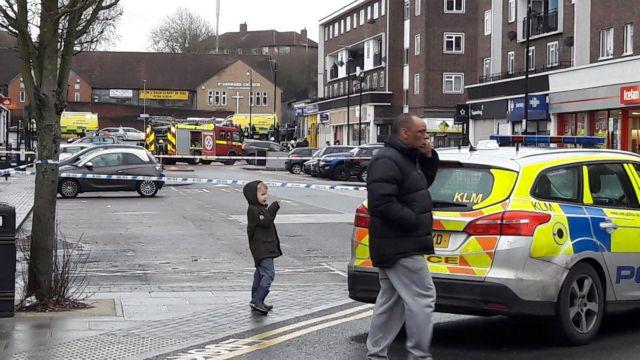Αναφορές για έκρηξη στο βορειοανατολικό Λονδίνο | tovima.gr