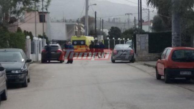 Πάτρα: Άνδρας απειλεί να αυτοκτονήσει ταμπουρωμένος στο σπίτι του   tovima.gr