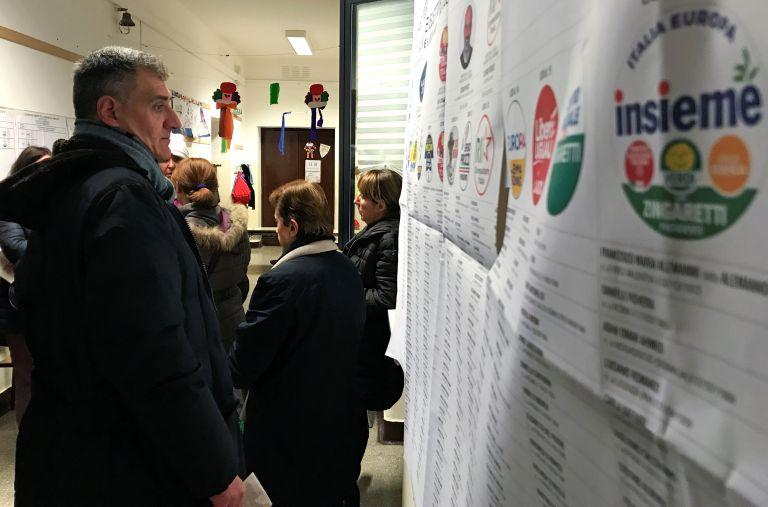 Ιταλία-Δημοτικές εκλογές: Ενισχύεται η κεντροδεξιά | tovima.gr