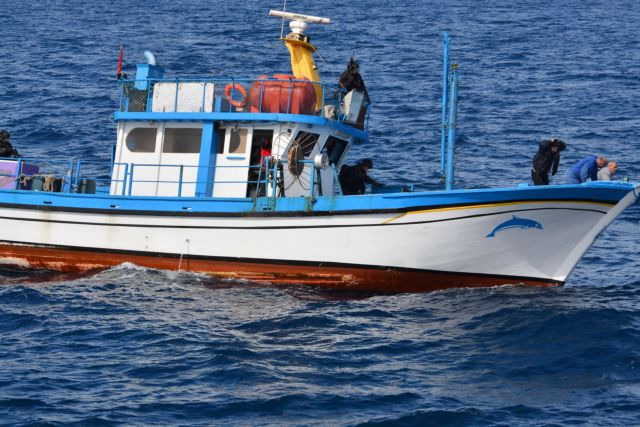 Σαλαμίνα: Αγνοείται 65χρονος ψαράς   tovima.gr